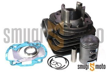 Cylinder Kit Novascoot 50cc, SYM, sworzeń 12mm (bez głowicy)