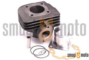 Cylinder SMG HQ 50cc, Morini AC (tłok Meteor, bez głowicy)