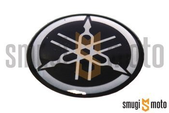 Emblemat Yamaha, okrągły 25mm