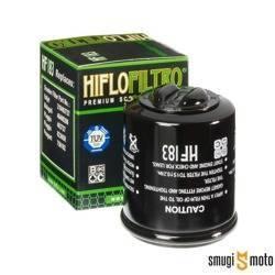 Filtr oleju HifloFiltro HF183, APRILIA/ PIAGGIO/ DERBI (125 / 250)