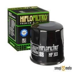 Filtr oleju HifloFiltro HF303, HONDA/ KAWASAKI/ YAMAHA