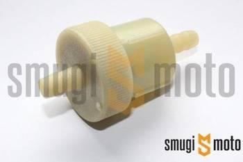 Filtr paliwa, plastikowy 6mm (rozbieralny)