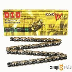 Łańcuch napędowy DID525VX G&B (różne rozmiary)