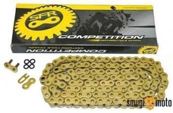 Łańcuch napędowy SFR 428HV-O-140 O-Ringowy, złoty (do 250ccm)