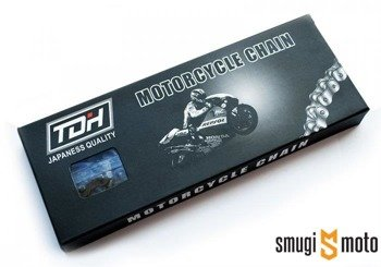 Łańcuch napędowy TDH 520UX - 118 ogniw, x-ring, do poj. 750ccm (60KM)