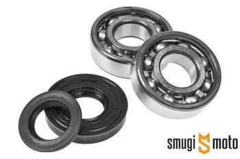 Łożyska wału i uszczelniacze SMG Sport, Minarelli (SKF)