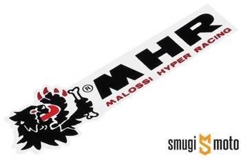 Naklejka Malossi MHR 150x48mm
