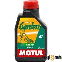 Olej silnikowy MOTUL Garden 4T SAE 30 0,6l CD; SG do kosiarek i innych urządzeń ogrodowych