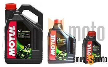 Olej silnikowy Motul 5100 4T Ester 10W40 (różne pojemności)