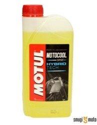 Płyn do chłodnic Motul Motocool Expert Hybrid Tech, gotowy do użycia  (od -37° do 135° C) 1 litr (żółty)