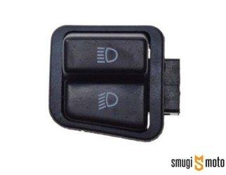 Przełącznik świateł WM, lewy, MODO / Junak Seria 600 / Zipp Quantum