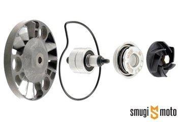 Reperaturka pompy wody RMS z kołem napędu, Gilera / Piaggio 125-200 4T (nowy typ)