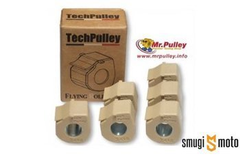 Rolki wariatora Dr.Pulley Tech Pulley, 19x15 (różne wagi)