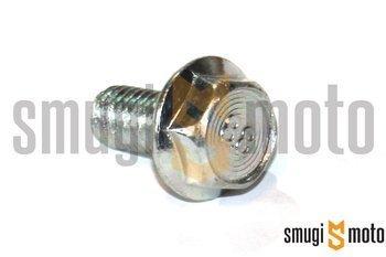 Śruba Yamaha 1/4-20x5/8, np. spust oleju z przekładni Minarelli leżące