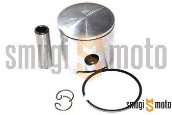 Tłok kompletny Barikit 70cc, d.47,00mm, jeden pierścień, Derbi Senda (EBS050 / D50B0)