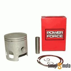 Tłok kompletny Power Force, Minarelli 70cc, 10mm (różne rozmiary)