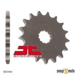 Zębatka przednia JT [525], Suzuki DL / GSF / SV 650, GSX-R 600 / 750, DL 1000 (różne rozmiary)