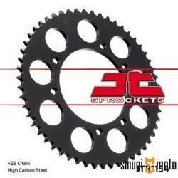 Zębatka tylna JT [428], Yamaha / Derbi / Malaguti / Peugeot / Rieju / motor Hispania (różne rozmiary)