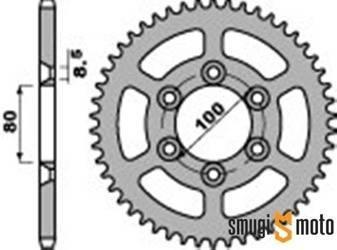 Zębatka tylna PBR [420], Rieju 50 RR / Spike '99-05, Tango '09-10 (80/100 mm) (różne rozmiary)