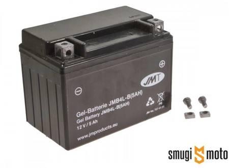 Akumulator żelowy JMT YB4L-B 5A (CB4L-B (5AH))