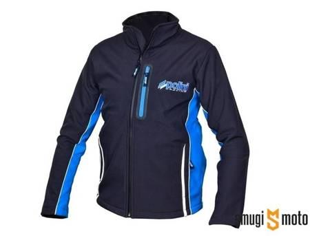 Bluza Polini Evo, czarno-niebieska (różne rozmiary)