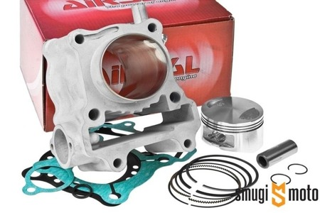 Cylinder Kit Airsal Sport 153cc, Honda NES / Pantheon / Silver Wing / SH / Dylan / PS / SES 125 4T LC (bez głowicy)