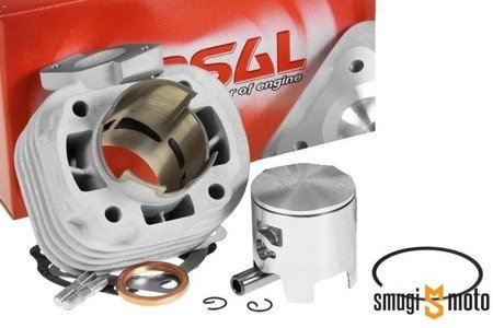 Cylinder Kit Airsal T6 70cc, Minarelli leżące AC (bez głowicy)