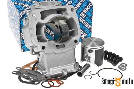 Cylinder Kit Italkit Racing 140cc, Aprilia 125 (Rotax 122) (bez głowicy)
