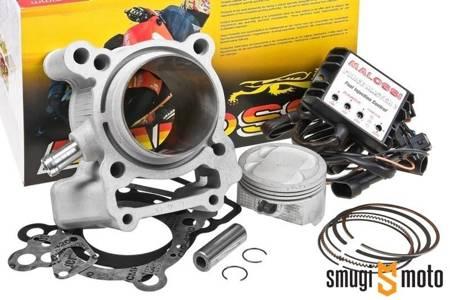 Cylinder Kit Malossi I-TECH 166cc, Aprilia RS4/SX 125 4T / Senda DRD/SM 125 4V 4T (bez głowicy)