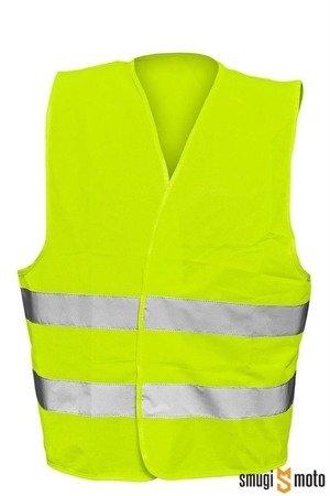 Kamizelka odblaskowa ostrzegawcza żółta XL