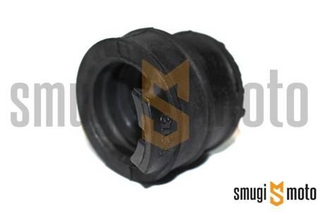 Króciec gumowy, gaźnik - króciec, Derbi GPR / Senda (EBS / D50B0)