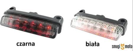 Lampa STR8 Mini LED z kierunkowskazami, uniwersalna (E) (różne kolory)