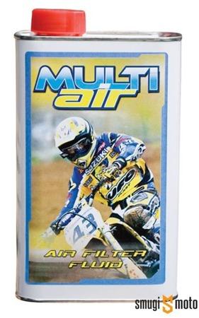 Olej do nasączania filtrów powietrza Multi Air, 1l