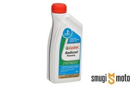 Płyn do chłodnic Castrol Radicool Premix, 1 litr (niebieski)