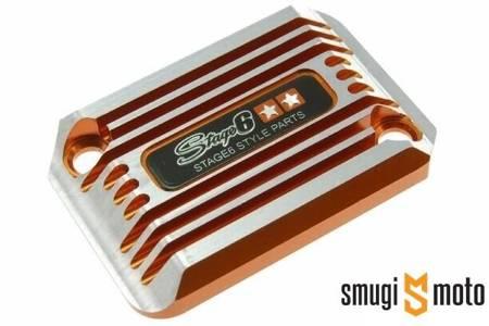 Pokrywa pompy hamulcowej SSP Cooling Style, Nitro / Aerox / Benelli (różne kolory)