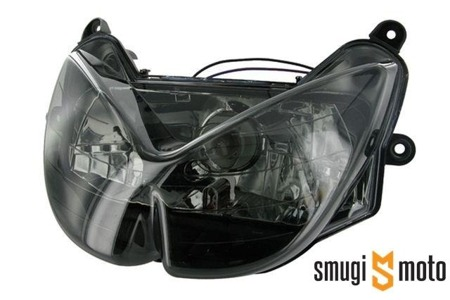 Reflektor przedni STR8 Black Line, MBK Nitro / Yamaha Aerox