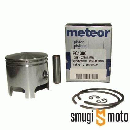 Tłok kompletny Meteor, Malossi Sport 70cc, Morini AC (różne rozmiary)
