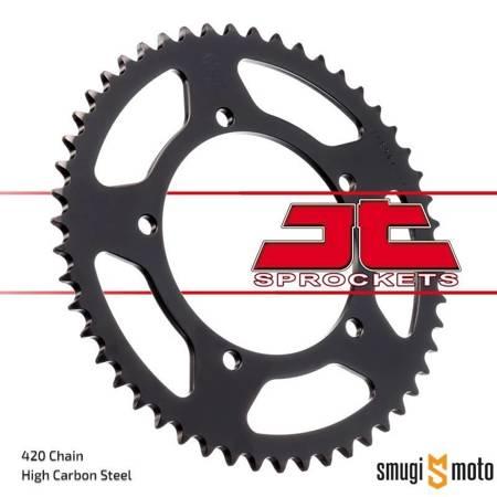 Zębatka tylna JT [420], Aprilia RX '98-05 / MX SM 50 03-06, Yamaha DT SM 50 '02, Generic Trigger (różne rozmiary)